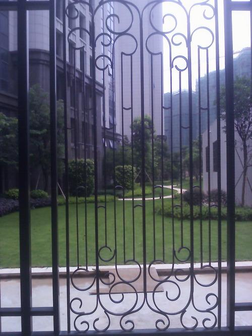 铁艺锻铁围栏