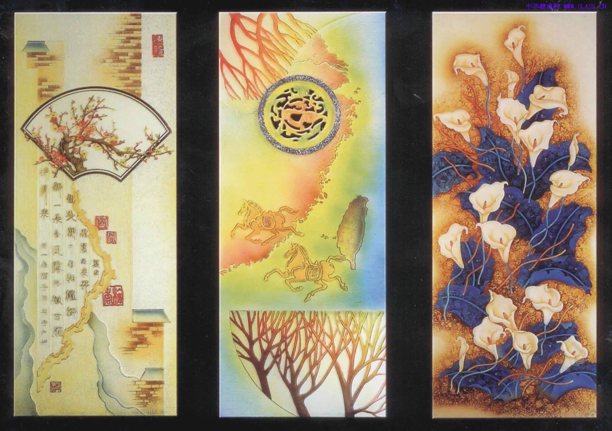 安徽淮北市规模最大的艺术玻璃冰晶画加盟