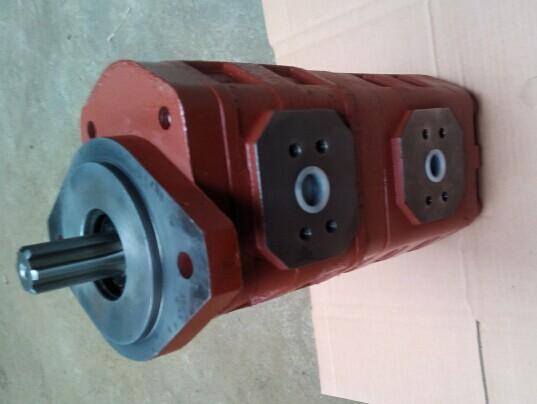 装载机CBGJ高压双联齿轮油泵