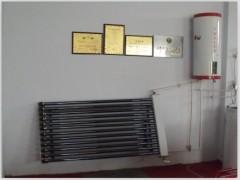 邯郸可信赖的真空管太阳能热水器工程公司是哪家|可靠的住宅壁挂太阳能