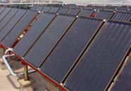 祥沃太阳能热水工程