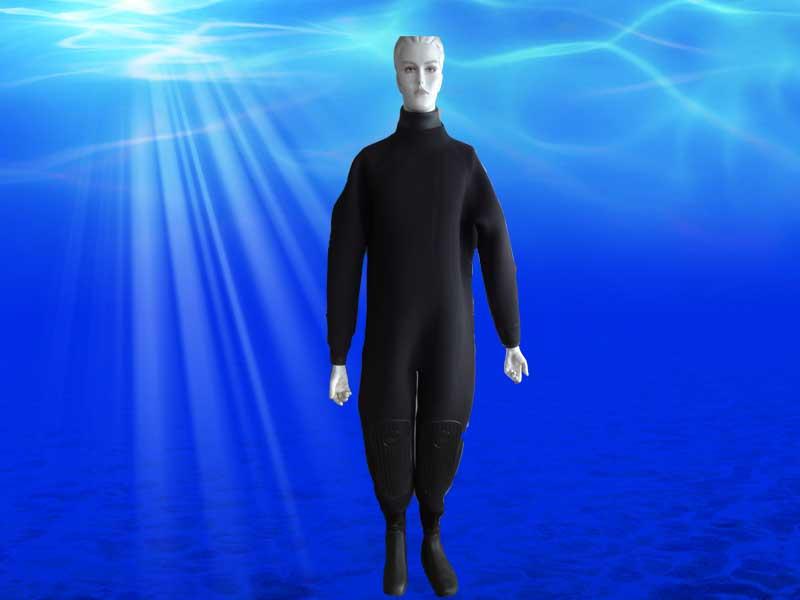 烟台潜水服装厂家  烟台工程潜水服装