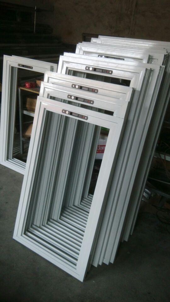 金刚网平开框中框一体窗