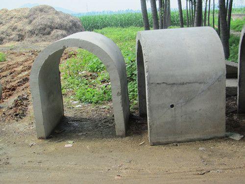 水泥U型槽 水泥U型槽-宁阳瑞前水泥制品厂