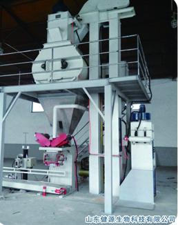 山東健園生物科技有限公司|成功案例-新泰市晨明機械制造有限公司