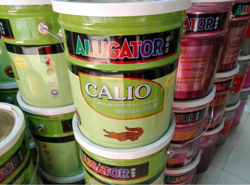 驻马店环保净味外墙漆|买优良的环保外墙漆优选鳄鱼漆