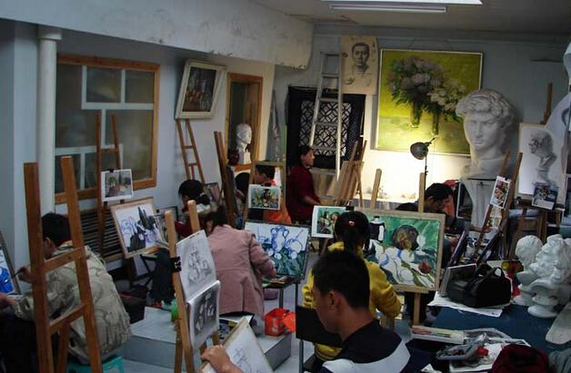 高考美术培训