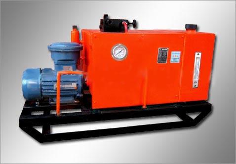 矿用轻便节能型乳化液移动泵站