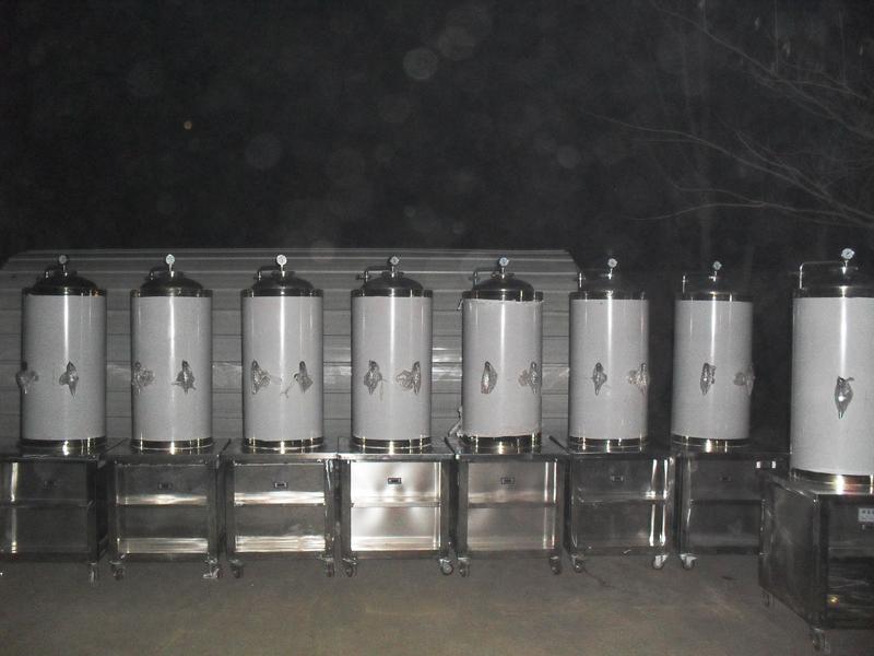 啤酒制冷设备