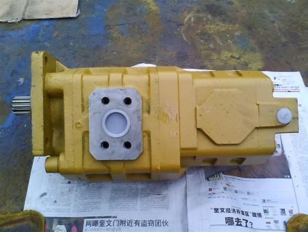 山工装载机CBGJ2080/1010双联齿轮油泵配套