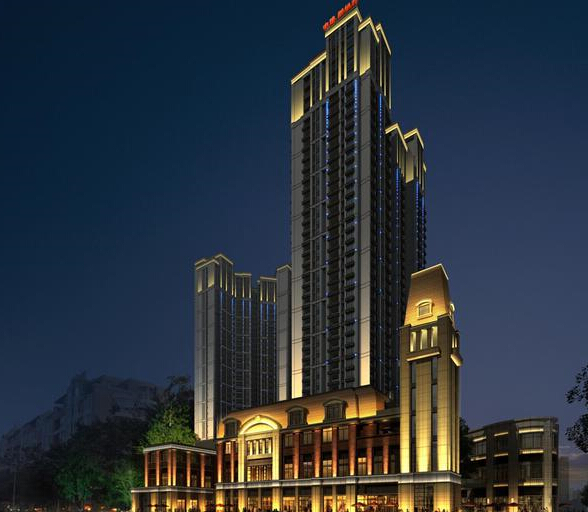 信誉好的南宁楼宇照明设计公司——找专业的楼宇照明设计工程就到新