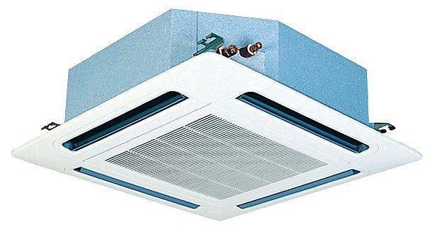 长清四面出风空调,中央空调SET-FREEmini优质经销商推荐