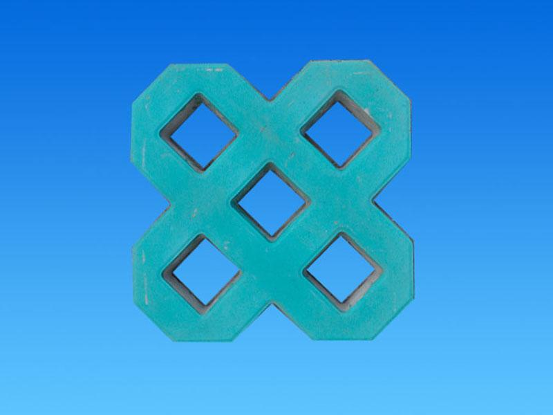 双8草坪砖可靠供应商 双8草坪砖代理