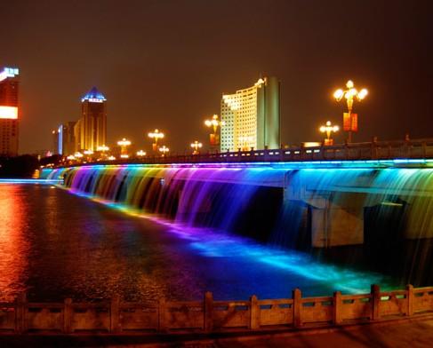 南宁广场夜景灯光亮化设计哪家好 有品质的景观亮化照明推荐