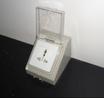 岛式插座 实验室接线盒 实验室电源插座