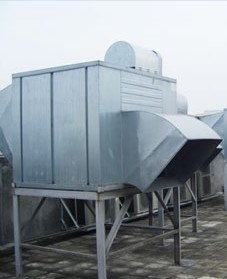 中式西式镀锌板不锈钢抽烟罩厂家
