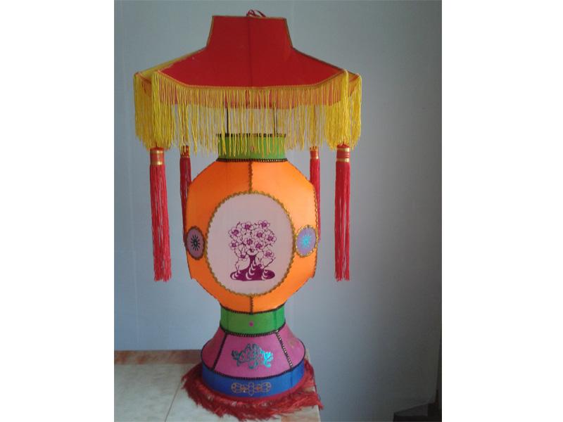 花灯艺坊 林守明父子花灯提供专业的工艺花灯