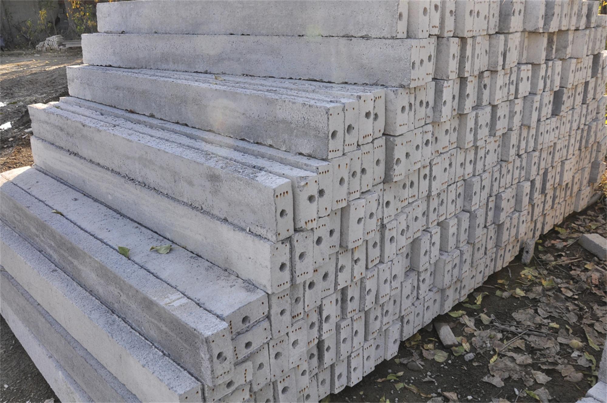 诸城大棚柱子_实惠的大棚柱子新运水泥制品供应