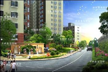 兰州景观设计 甘肃园林景观工程 欢迎光临禾枫景观
