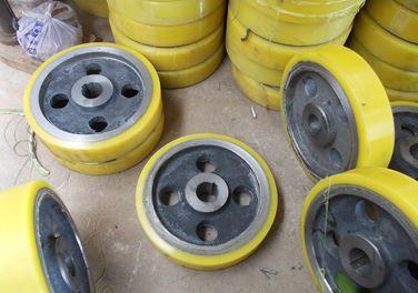 河北百一提供优良的聚氨酯实心轮胎,是您上好的选择 _聚氨酯实心轮胎代理加盟
