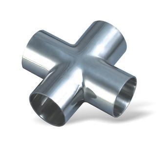 烟台四通 烟台管件 烟台对焊四通