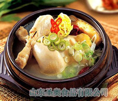 安神的韓國料理參雞湯_哪里有供應品質好的韓國料理參雞湯