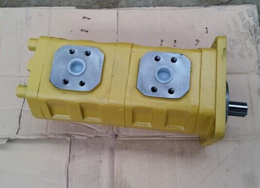 装载机双联齿轮油泵CBGJ1045/1045
