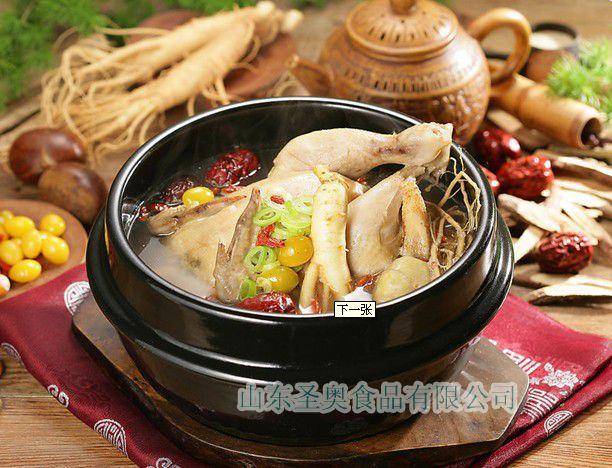 海南参鸡汤-品质好的参鸡汤出售