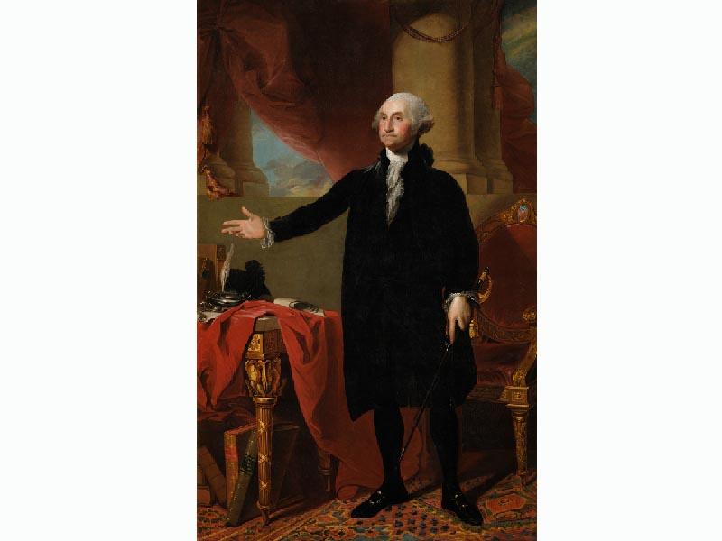 乔治 华盛顿