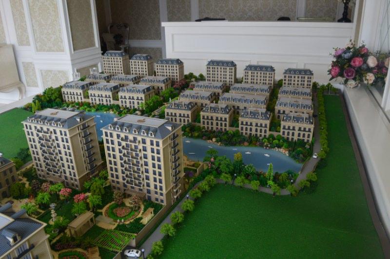 烟台建筑模型 烟台模型加工厂家 烟台模型种类