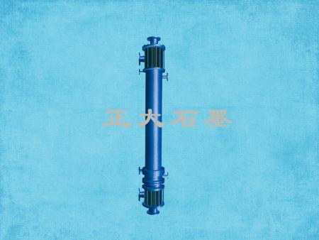 新型列管式石墨降膜吸取器