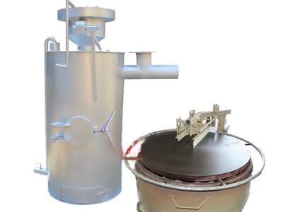 煤气发生炉煎饼机