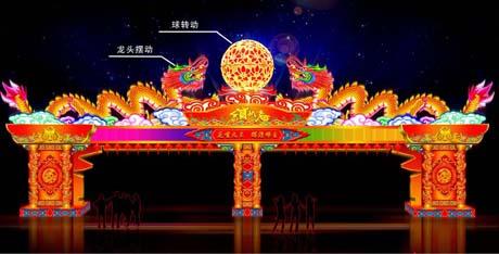 传统节日花灯制作-哪里有好的节日花灯制作