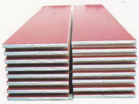 有品质的厦门彩钢夹芯板推荐-龙岩彩钢不老泡夹芯净化板