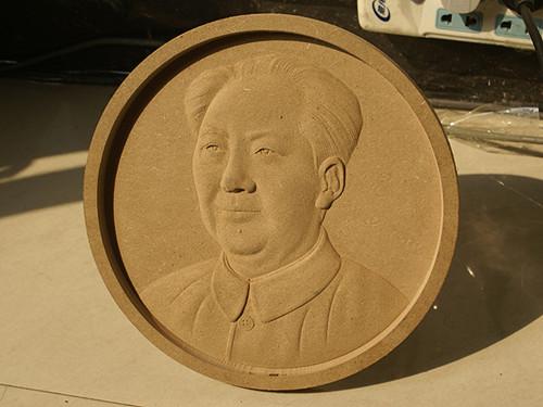 四轴立体雕刻 橄榄核