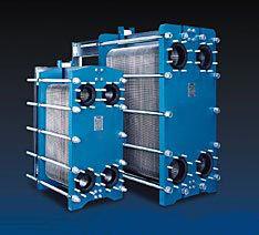 BRB系列不等截面板式换热器