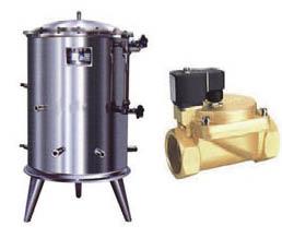 济南热卖的GXX全自动连续式整齐开水器出售,化粪池厂家