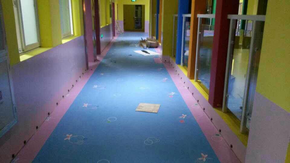 广西pvc地板 幼儿园pvc塑胶地板