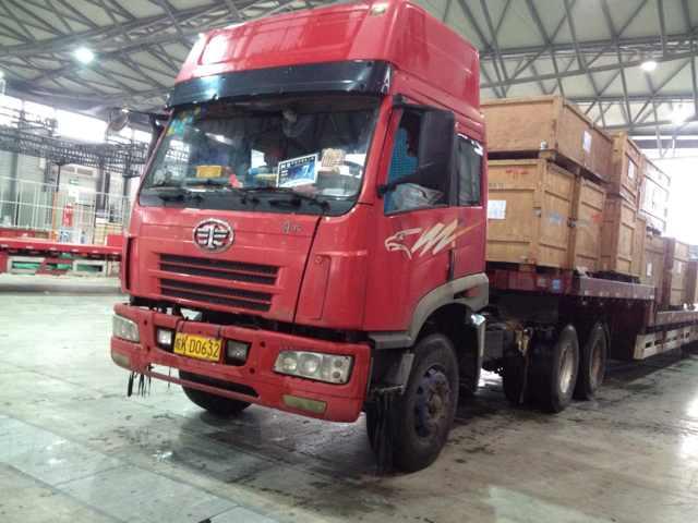 全国巡展物流厂家|供应上海市有保障的展会物流