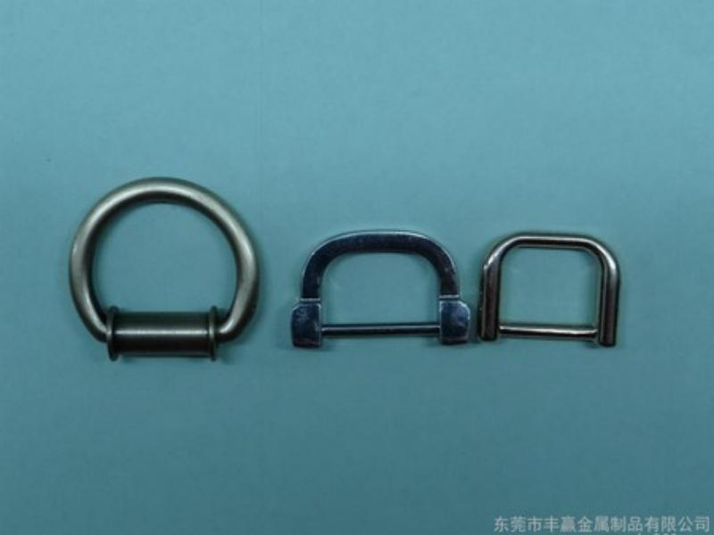 合金D扣 金属饰品