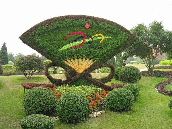 园艺造型制作