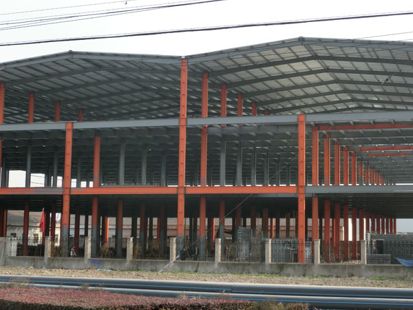 泉州钢结构厂房 钢结构别墅优质厂家,专业安装【博杰】