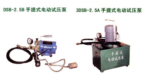 供应江苏质量好的手提式电动试压泵