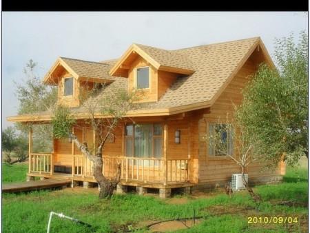 南宁木质房屋 户外防腐木屋