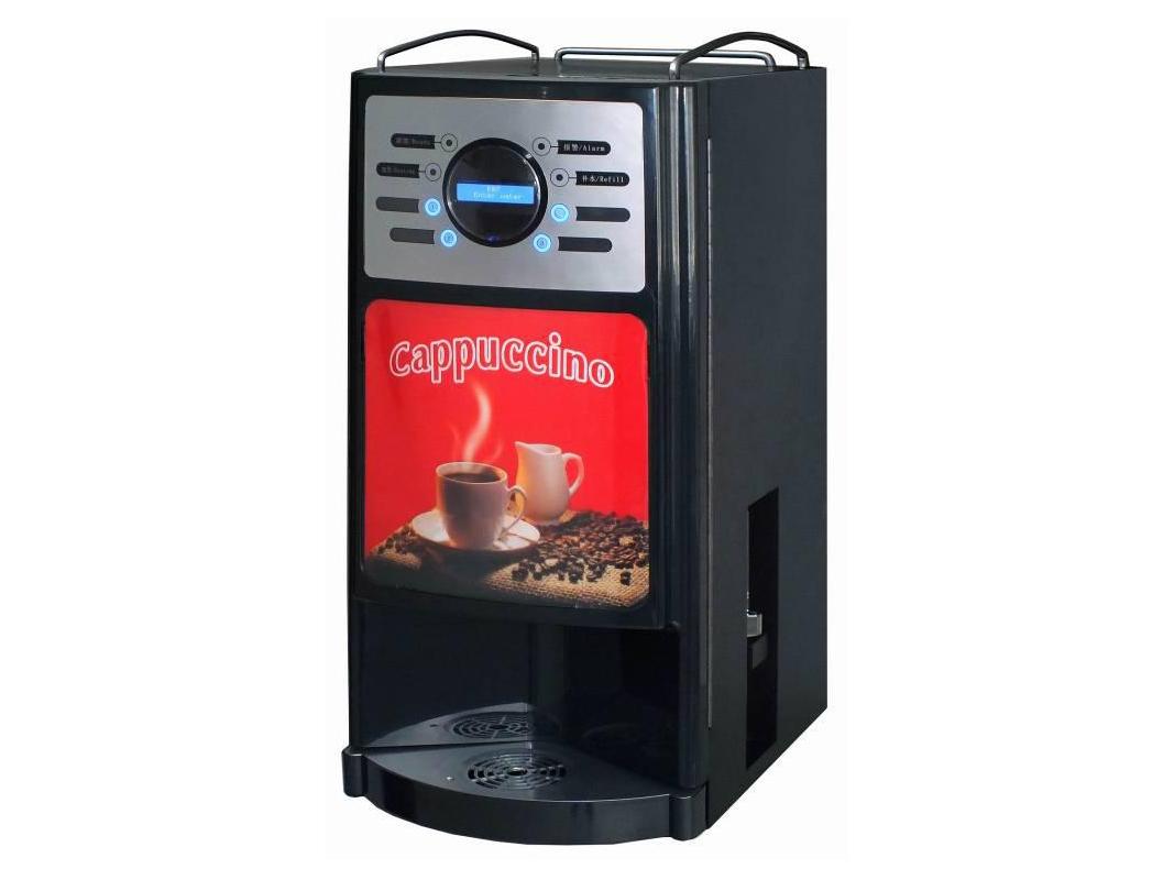 """""""三超""""速溶咖啡自动饮料售货机-盖雅3S(投币型)"""
