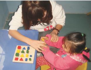 儿童孤独症治疗上里仁教育 儿童孤独症价格