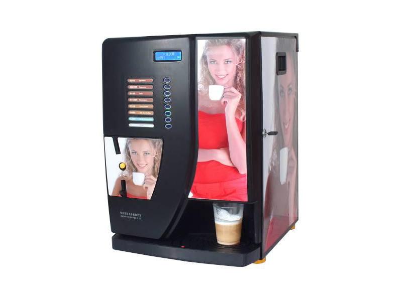 新生代速溶型咖啡饮料售货机(IC卡/投币型)