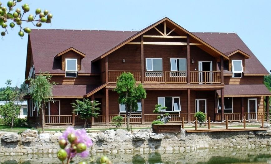哪里可以买到优惠的南宁木质房屋——防腐木屋设计