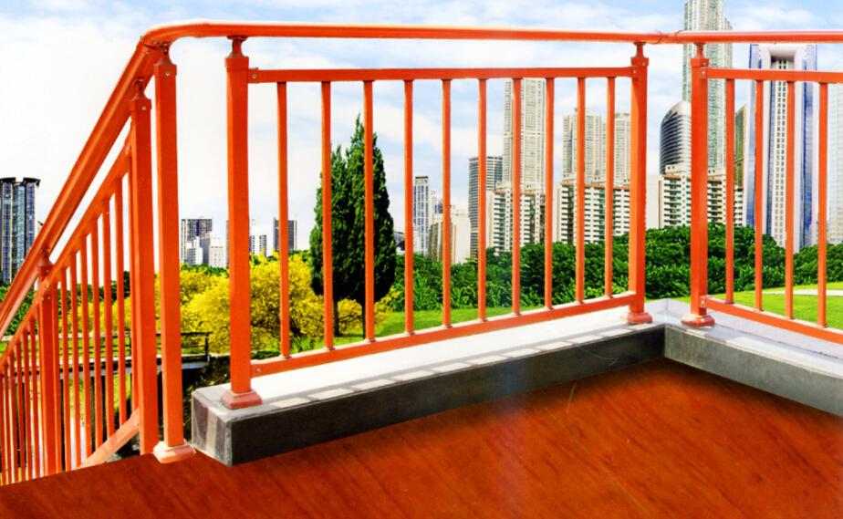 烟台楼梯栏杆   烟台栏杆专卖   烟台栏杆订做