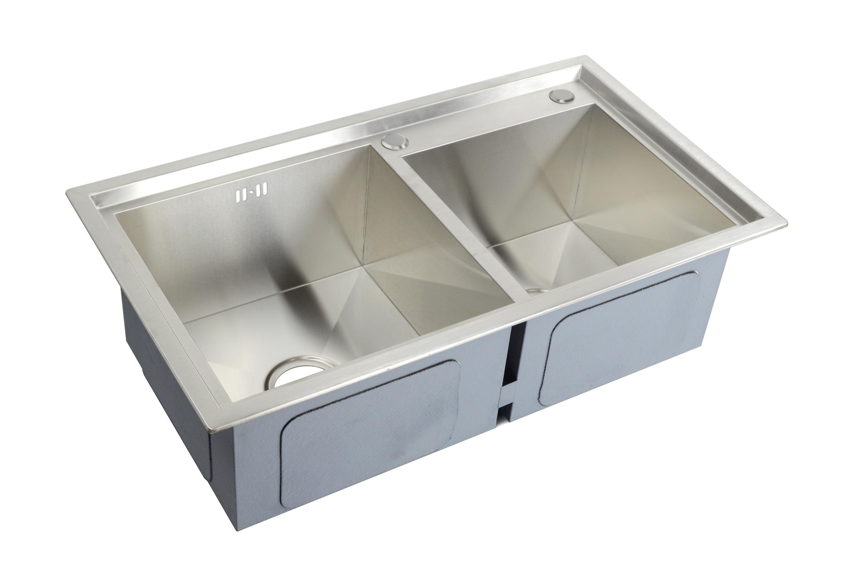 优质的不锈钢手工水槽设计与制作